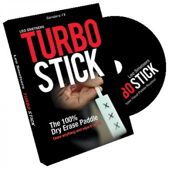 Turbo Stick by Richard Sanders - Zaubertrick