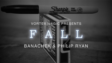 Vortex Magic Presents FALL by Banachek and Philip Ryan - Mentaltrick