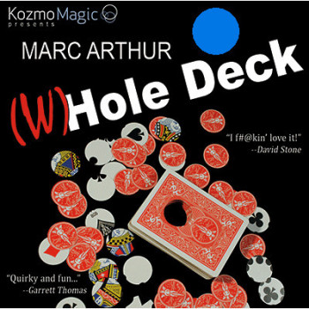 The (W)hole Deck - Blau
