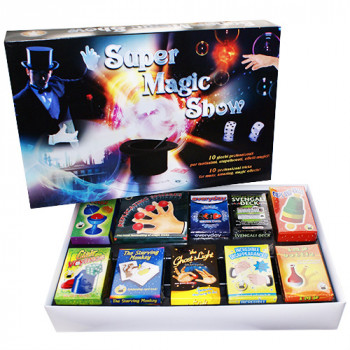 Zaubertrick Set - Super Magic Show