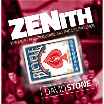 Zenith by David Stone - DVD und Gimmicks - Zaubertrick