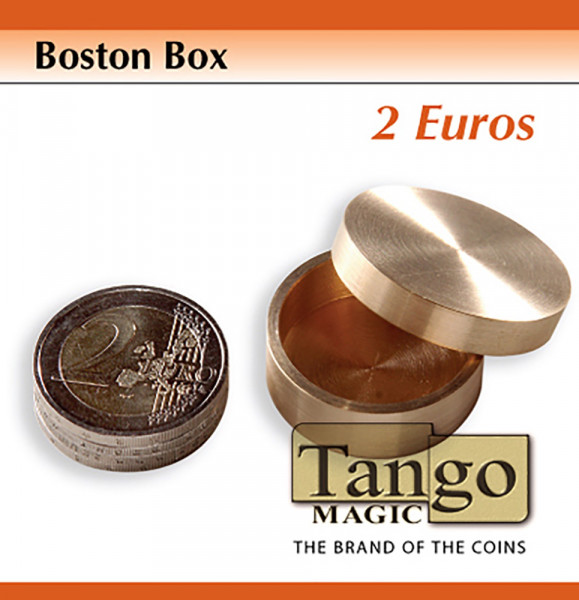 Boston Box - 2 Euro - Tango Magic