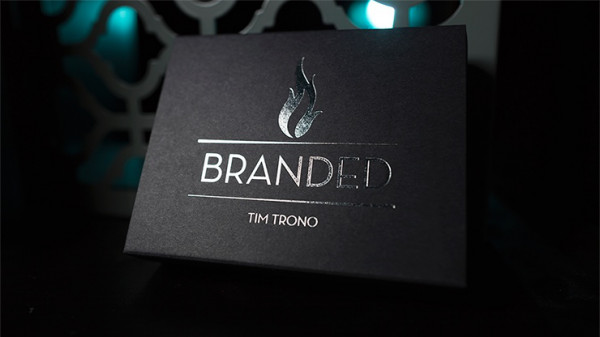 Branded (Gimmicks and Online Instructions) by Tim Trono - Brandblasengimmick für Bic Feuerzeug - Zaubertrick