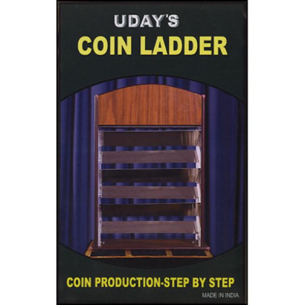 Coin Ladder By Uday Münzen Zaubertrick Zauberboxat