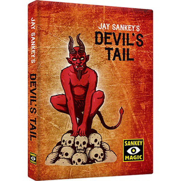Devil's Tail (Gimmicks und DVD) by Jay Sankey - Zaubertrick