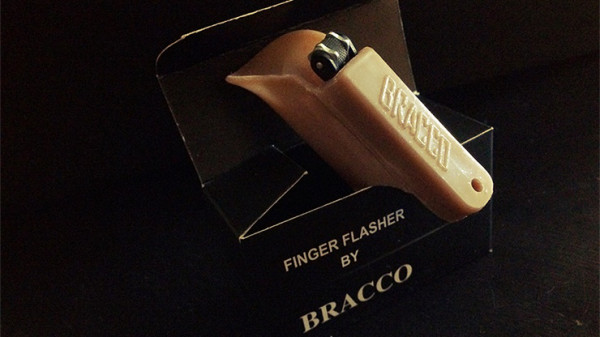 Finger Flasher by Jeremey Bracco - Natural