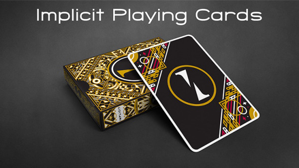 Implicit Deck by Nathan Darma - Pokerdeck