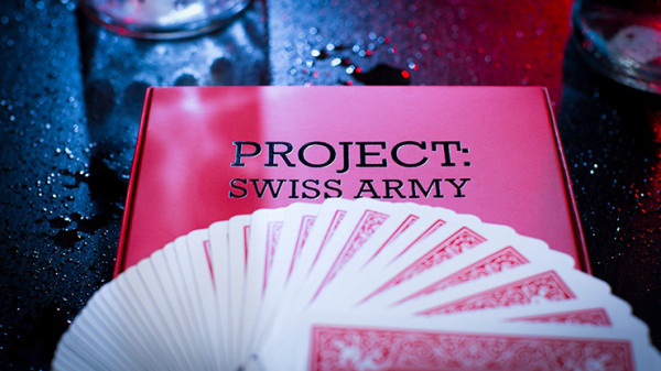 Project: Swiss Army by Brandon David and Chris Turchi - Kartentrick