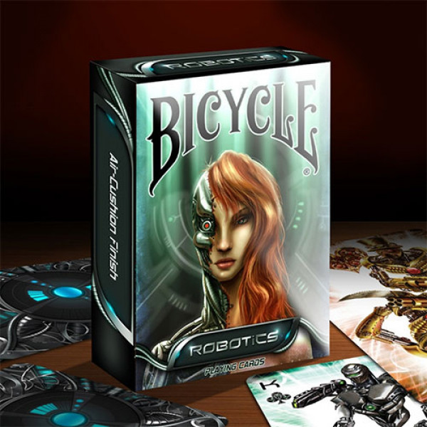 Bicycle Robotics - Pokerdeck