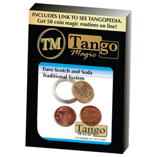 Scotch and Soda Euro (50 Cent und 5 Cent - Traditional System) by Tango