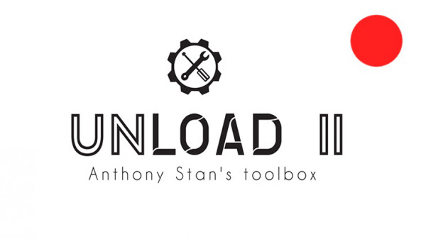 UNLOAD 2.0 - Rot - Kartentrick by Anthony Stan and Magic Smile Productions