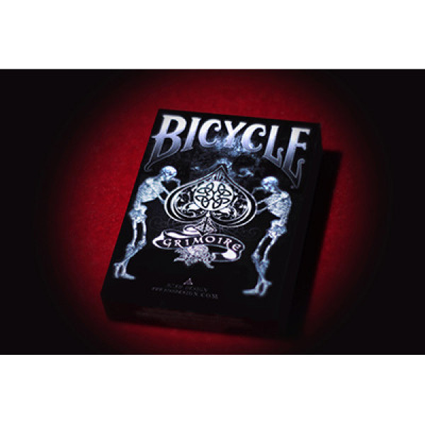 Bicycle Grimoire Deck