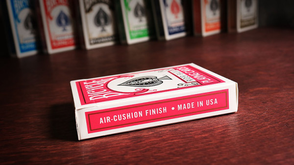 Bicycle Fuchsia Playing Cards by USPC - Fuchsia Deck