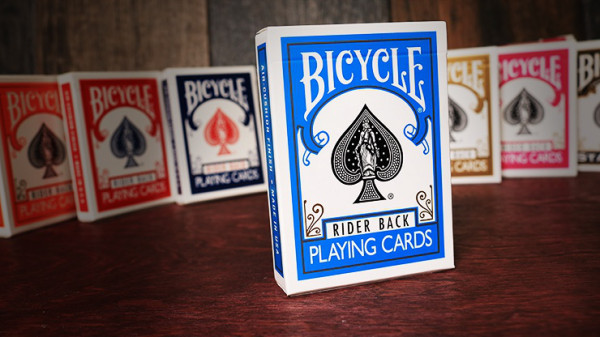 Bicycle Turquoise Playing Cards by USPC - Türkis Deck