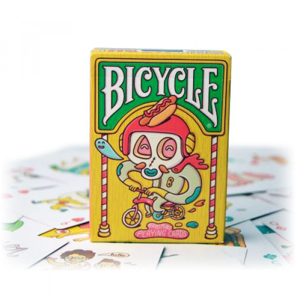 Brosmind - Bicycle Pokerdeck