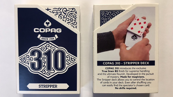 Copag 310 Stripper Deck - Blau