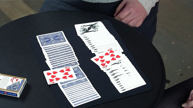 Dude as I Do 10 of Hearts (Gimmicks and Online Instructions) by Liam Montier