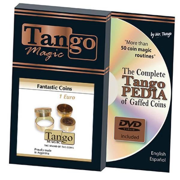 Dynamic Coins Fantastic Coins 1 Euro Tango Zauberboxat