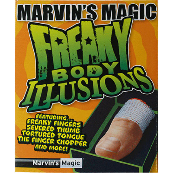 Freaky Body Parts Finger! by Marvin's Magic