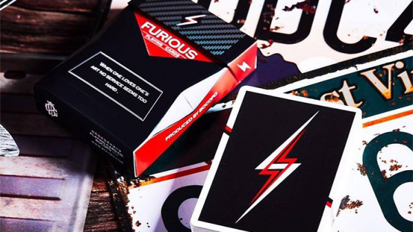 Furious Playing Cards by Bocopo - Pokerdeck