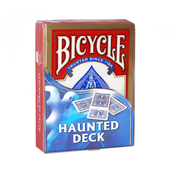 Haunted Deck Bicycle by Di Fatta - Rot - Kartentrick