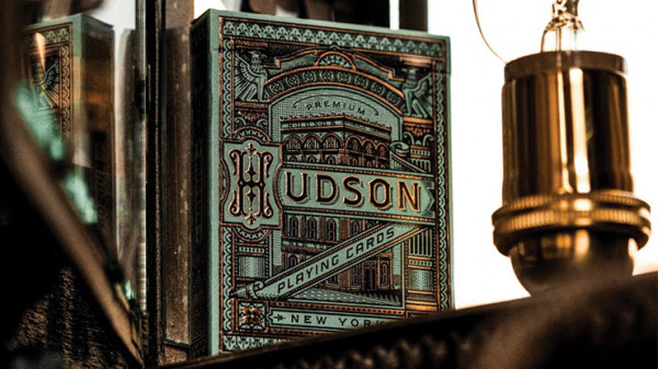 Hudson Playing Cards by Theory11 - Pokerdeck