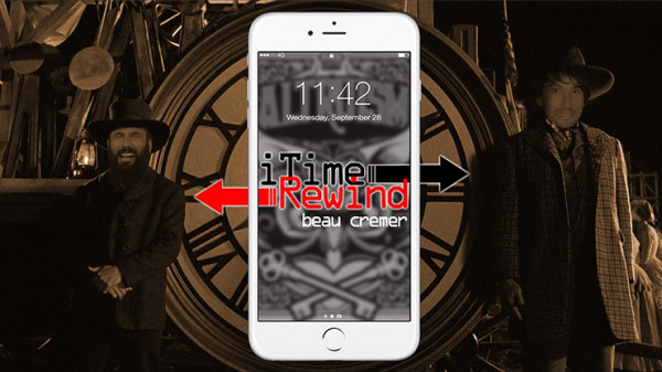 iTime Rewind by Beau Cremer and The Blue Crown - Smartphone Zaubertrick