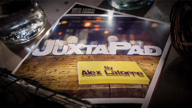 Juxtapad by Alex Latorre and Mark Mason - Mentaltrick