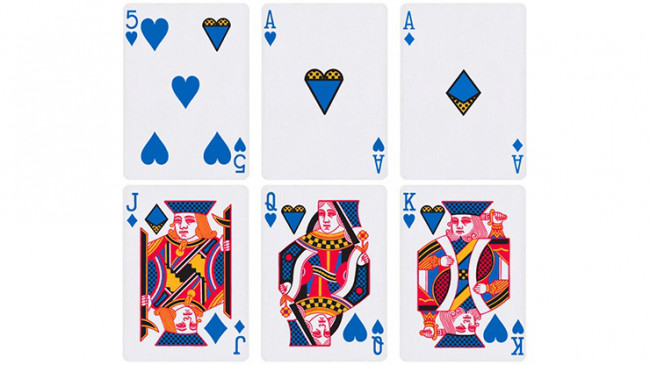 Limited Edition Tempo Playing Cards by Gemini - Pokerdeck