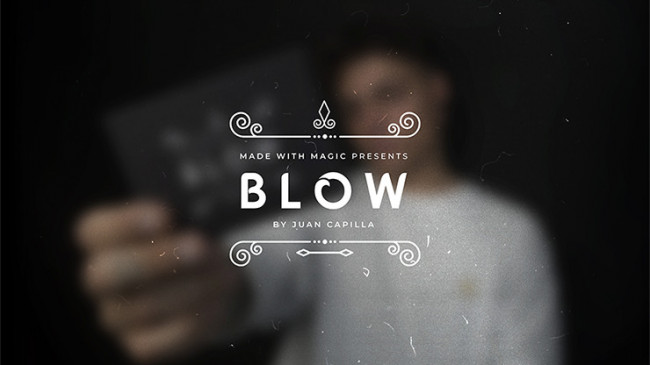 Made with Magic Presents BLOW (Red) by Juan Capilla