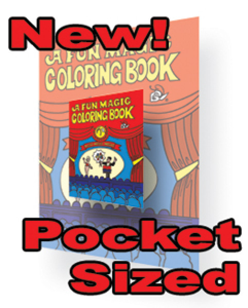 Magic Coloring Book by Royal Magic