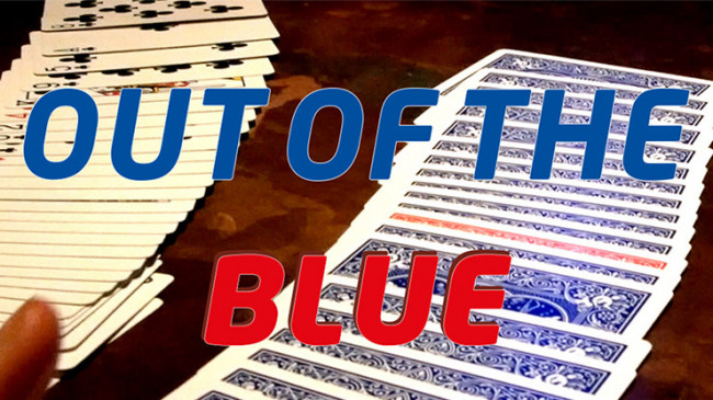 Out Of The Blue (Gimmicks and Online Instructions) by James Anthony and MagicWorld