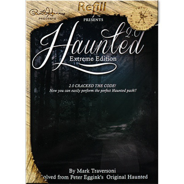 Haunted 2.0 Refills (Chip and Supplies) - Ersatzteile