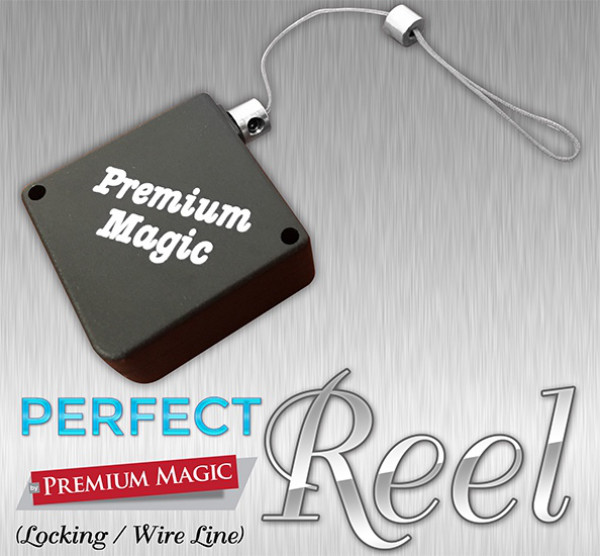 Perfect Reel - Locking and Wire Line - Premium Magic