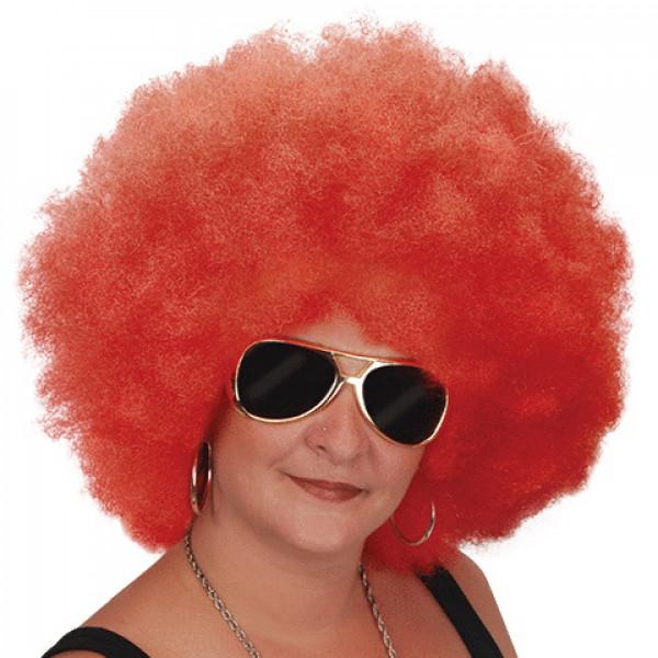 Clown Perücke Für Clownkostüm Rote Haare Für Clownverkleidung