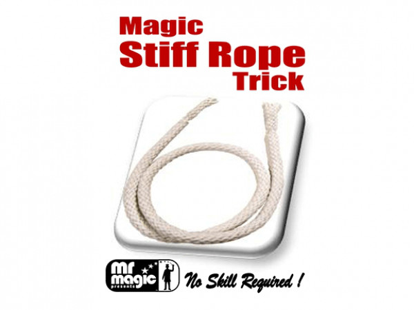 Stiff Rope - Mr. Magic - Zaubertrick