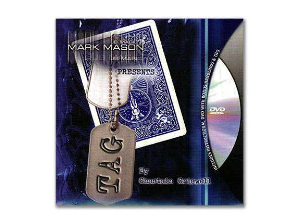 Tag by Chastain Criswell and JB Magic inkl. DVD