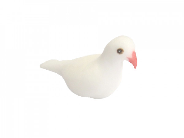 Taube aus Schaumstoff - Foam Dove by Gosh