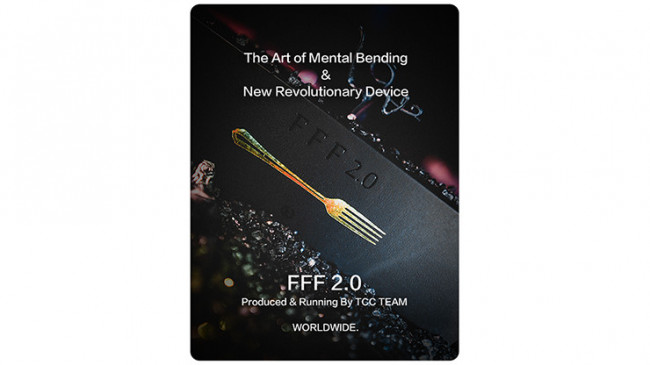 The Art Of Mental Bending, FFF 2.0 By TCC (Size 9) by TCC
