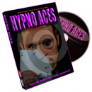 Hypno Aces (DVD and Cards) by David Penn - Kartentrick
