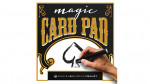 CARD PAD BLUE (Gimmicks and Online Instructions) by Gustavo Raley
