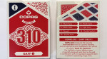 Copag 310 Gaff Playing Cards - Trickkarten