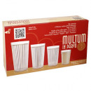 Diminishing Milk Glasses - Multum in Parvo by Bazar de Magia - Zaubertrick