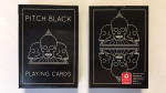 Pitch Black Playing Cards by Copag - Pokerdeck