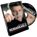 Remarkable by Richard Sanders - DVD und Gimmick - Zaubertrick