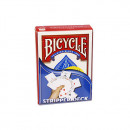 Stripper Deck Bicycle by Di Fatta - Rot - Kartentrick