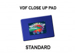VDF Close Up Pad Standard - Blau - Closeup Matte